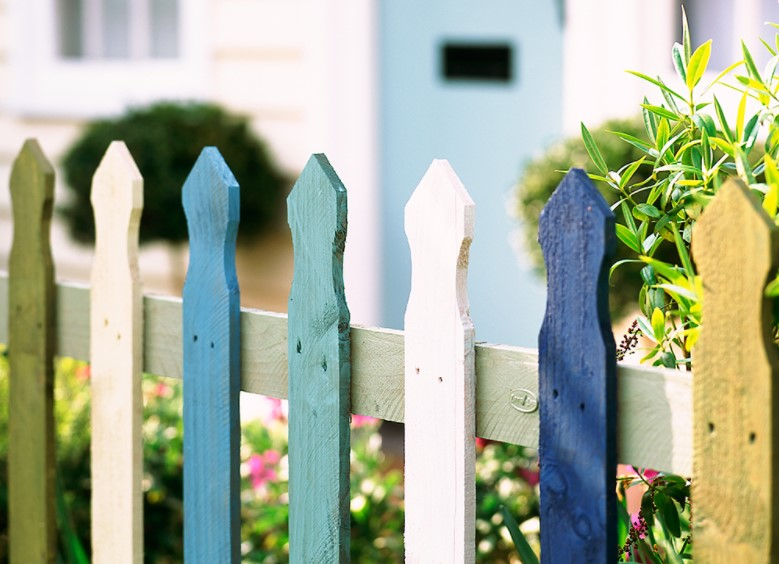 Other Colour Options You Can Also Consider For Your Garden Fence